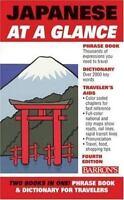 Japanese at a Glance: By Nobuo Akiyama, Carol Akiyama