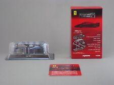 1:64 Kyosho Ferrari Dino 512 TR Blue Diecast Model Car