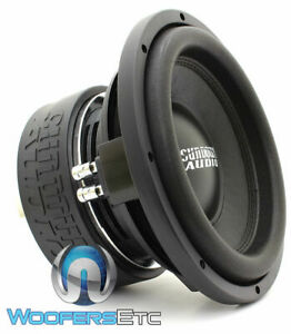 "SUNDOWN AUDIO SA-10D2 CLASSIC 10"" DVC 2-OHM 750W RMS SUBWOOFER BASS SPEAKER NEW"