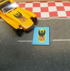 Matchbox Lesney Superfast  No60 Lotus Super Seven Car Sticker only  NO CAR