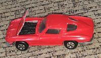 ERTL CHEVROLET CORVETTE 1963 STINGRAY SPLIT WiNDOW Die-Cast Car VINTAGE TOY CAR
