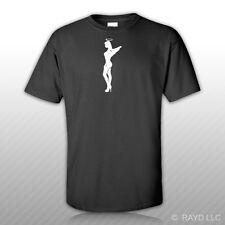 Sexy Angel Girl T-Shirt Tee Shirt S M L XL 2XL 3XL Cotton