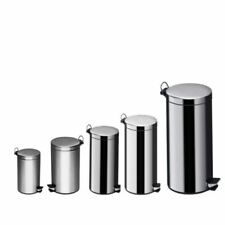 Premier Housewares Steel Waste Dustbins