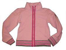 Tolle Sweat Jacke Gr. 128 rosa !!