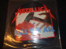 METALLICA KILL 'Em ALL-PICTURE DISC-VINYL-G22-FLG