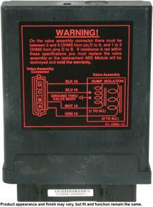 ABS Control Module Cardone 12-1000 Reman