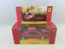 Hot Wheels - Ferrari 360 Challenge Stradale 1:38 Scale Model Car Shell V-Power