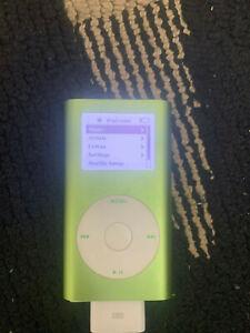 ipod mini 2nd generation please read description