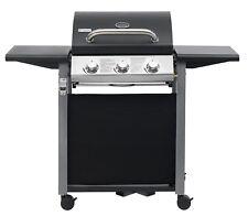 Gaskocher, Backofen & BBQs BBQs & Grills Enders 3-flammiger Gaskocher Brisbane Gas Gartengrill  50mbar BBQ Edelstahl grau