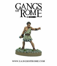 Gangs of Rome Fighter Quintus War Banner Footsore Miniatures WBGOR005