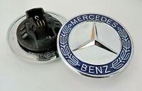Mercedes-benz Stern Emblema Grade Radiador 186mm A0008171416