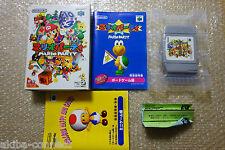 """Mario Party """"Good Condition"""" N64 Nintendo 64 Japan"""