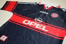 Adidas Bayern München Trikot Jersey Maglia Camiseta Shirt Maillot Vintage 97-98