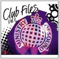 VARIOUS - CLUB FILES VOL.3 2 CD + DVD DISCO/ DANCE NEU