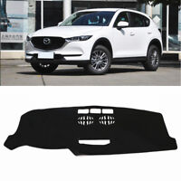 Car Dash Mat DashMat Cover Dashboard Car Interior Pad For MAZDA CX-5 KF 2017-18