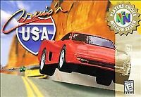 Cruis'n USA Nintendo 64 N64 Authentic Racing Video Game Cart OEM Cruisin Arcade