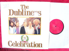 The Dubliners - Celebration  25 Years   German Transparent D-LP