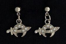 Masonic Shrine Ladies Pierced Earrings (SE-1)