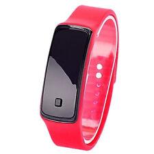 For Child Boy Girl Kids LED Sport Electronic Digital Wristwatch Watch Gift NEW