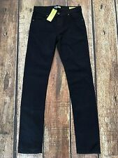 Versace Mens Slim-Fit Black Jeans Mens Size 33 New with tags $225