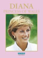 DIANA PRINCESS OF WALES THE PITKIN GUIDE 1961-1997 MEMORIAL, MINT