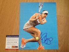 Andrea Petkovic Signed 8x10 Photo PSA DNA COA Autographed Auto Germany PROOF b