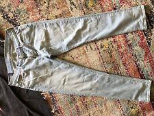 Abercrombie Mens Jeans 33 X 32 langdon Slim
