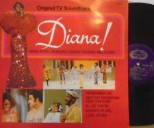 DIANA ROSS - Diana Original TV Soundtrack ~ VINYL LP