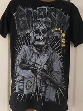 Shiroi Neko T shirt  Minute Mirth RhymesTattoo Punk Goth Emo BNWT Size Medium