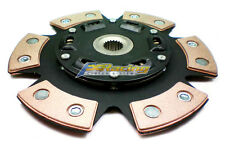 FX STAGE 3 CERAMIC CLUTCH RACE DISC PLATE MITSUBISHI LANCER EVO 7 8 9 X GSR