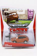 Disney Pixar Cars Cora Copper RSN Racing Sports Network Die-Cast Toy Car Special