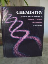 Chemistry : General, Organic, Biological by Melvin Winokur and Jacqueline I. Kro