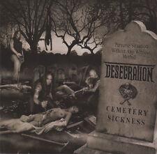 DESECRATION-CEMETERY SICKNESS-CD-death-metal-deeds of flesh-vomitory-deaden