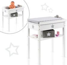 Wickelkommode Wickeltisch Puppen 51x45x46cm Kommode Holzspielzeug Zubehör Puppen Babypuppen & Zubehör Puppen & Zubehör