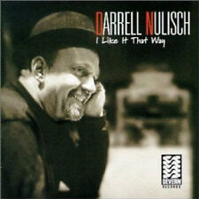 I Like It That Way by Darrell Nulisch (CD, Apr-2000, Severn Records)