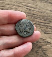More details for characene, attambelos iv (circa a.d.100-105). bronze tetradrachm.