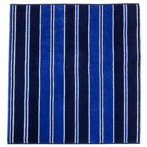 Oversized Beach Bath Towel Striped Absorbent Cloth Soft Combed Cotton 17inx12in