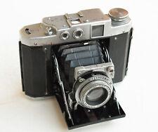 *c1946* ● MAMIYA SIX III (1st Postwar model) ● RANGEFINDER folder 6x6 Zuiko f3.5