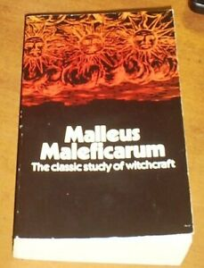 Malleus Maleficarum by SUMMERS Paperback Book The Fast Free Shipping