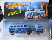 Hot Wheels TRACK STARS BLUE CUSTOM VOLKSWAGEN HAULER (A+/A)