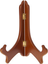 "Bard's Hinged Walnut Wood Stand, 8"" H x 7"" W x 5"" D (Pack of 6)"