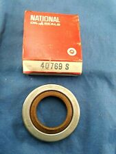 National Oil Seals Axle Seal # 40769S