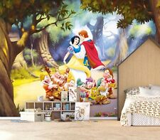 Disney Princess bedroom Wallpaper Girls photo wall mural in Giant size Red