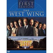 West Wing Complete First Season 0085392425921 With Janel Moloney DVD Region 1
