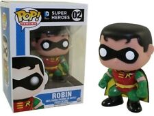 DC Universe - Batman And Robin - Funko Pop! Heroes (2012, Toy NUEVO)