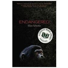 Endangered by Eliot Schrefer (2012, Hardcover)