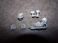 Gris espacio marino caballero Terminator boticario bits, 40K Games Workshop
