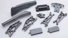 Traxxas Jato Exo-Carbon Kit - Covers, Dirt Guards, Suspension Arms, Bumper 5522G