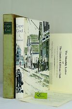 Limited Editions Club Cape Cod Henry David Thoreau LEC Holden Illustrated Signed