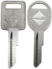 NEW INTERNATIONAL TRUCK OEM IGNITION + DOOR (Pair) Uncut Key Blanks - Logo Keys